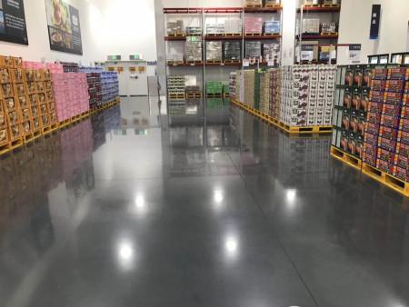水泥密封固化地坪-案例