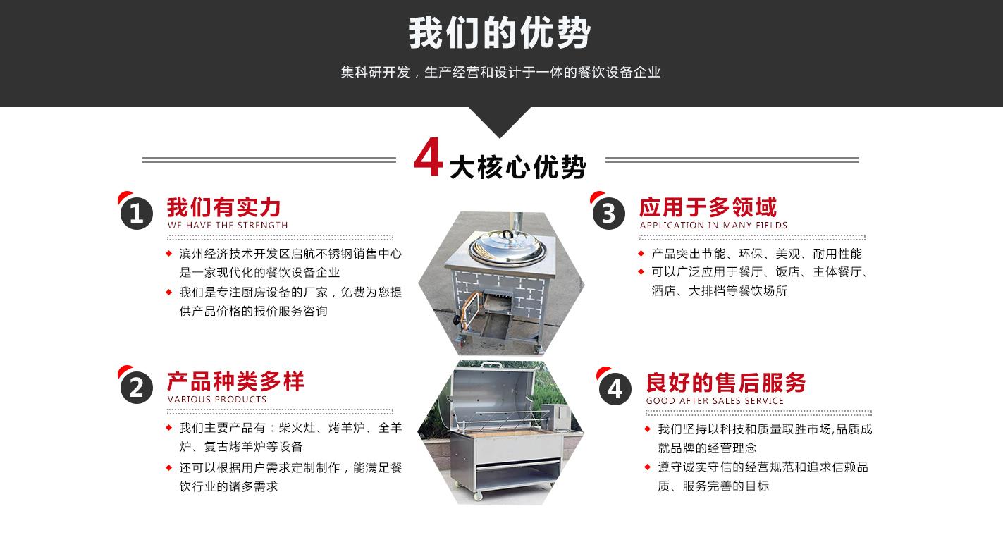 滨州经济技术开发区启航不锈钢销售中心
